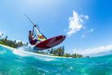 Fototapety Windsurfing