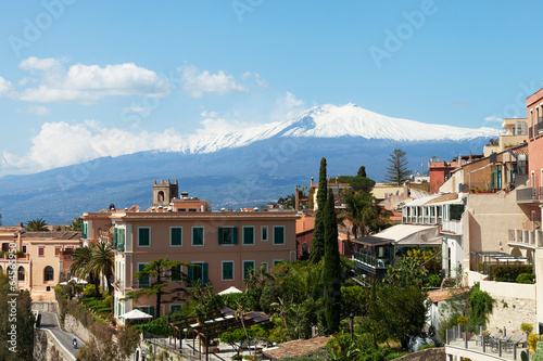 Taormina and Etna. - 64565950