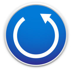 Circular arrow sign