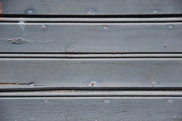 antike Holzbretter blau