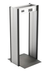 realistic 3d render of metal detector