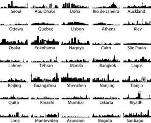 world cities
