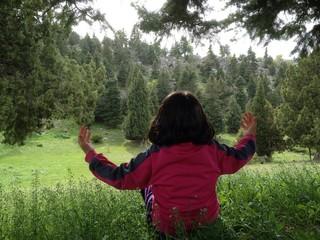 doğada huzur