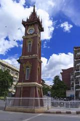 Mandalay Clock Tower.