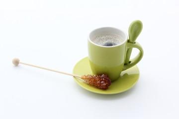 café et sucre