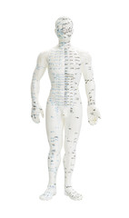 TCM Figur weiß frontal