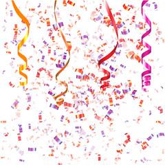 Confetti Background 5