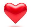Obrazy na płótnie, fototapety, zdjęcia, fotoobrazy drukowane : Love heart shape. Romantic concept