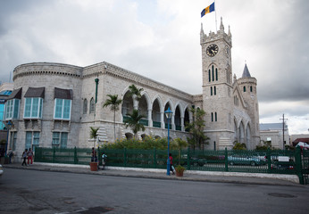 Anglican Cathedral in Bridgetown, Barbados