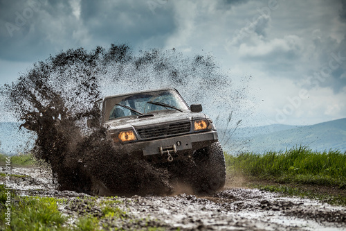 Jeep off road - 64582166