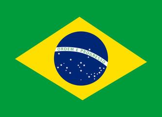 Symbol, Flagge Brasiliens