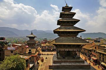 Bhaktapur- Durbar square, Nepal