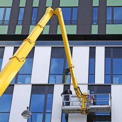 nettoyage extérieur de vitres