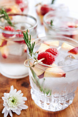 Filled with fruity flavour -Cocktails