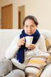 illness woman