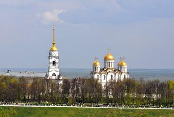 Old Russia/ Vladimir city.