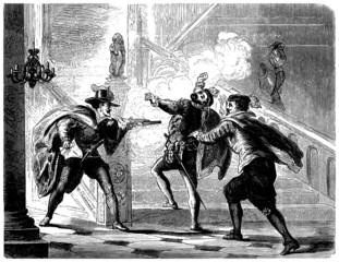 Murder - 16th century