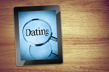 dating tablet