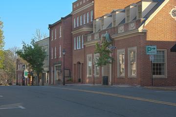 Old Town Warrenton Virginia