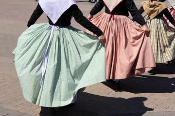 Danse folklorique en Provence