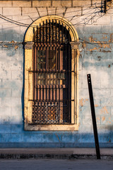 decaying colonial architecture, Cuba