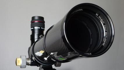Telescopio Refractor Apocromático En Fibra De Carbono