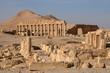ruins of palmyra - 64590335