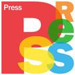 """PRESS"" Letter Collage (social media breaking news)"