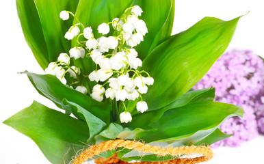 Blumengruß im Mai
