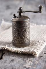 Old Pepper grinder mill