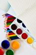 Предметы для школы и творчества