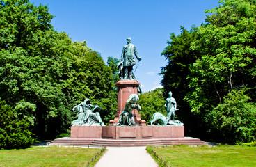 Bismark monument in Berlin