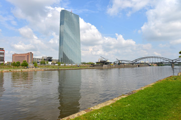 EZB, Europäische Zentralbank, Euro, Währung, Frankfurt