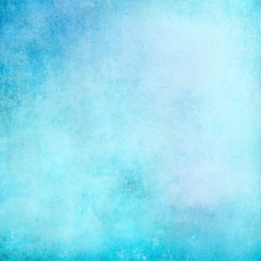 Pastel blue vintage background