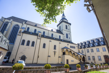siegburg abbey germany