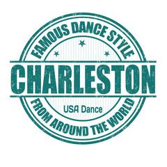 Charleston stamp