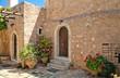 Греция. Крит. Монастырь Аркади. Кельи