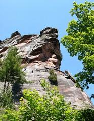 Kletter-Felsen