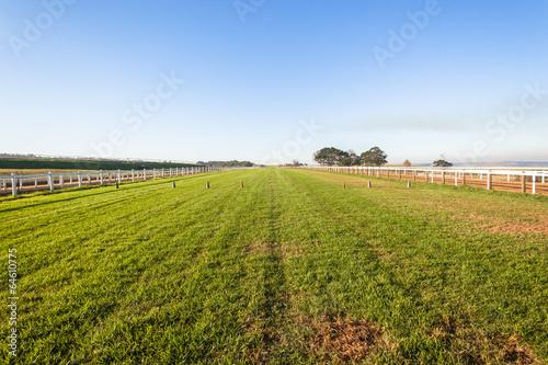 Horse Racing Training Track