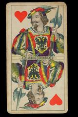 Spielkarte_sehr alt_Herz