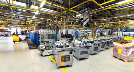 modernes Industrieunternehmen // High Tech Fabrication
