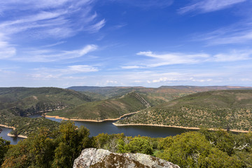 Montfrague National Park. Extremadura. Spain