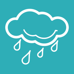 Rain Weather Icon