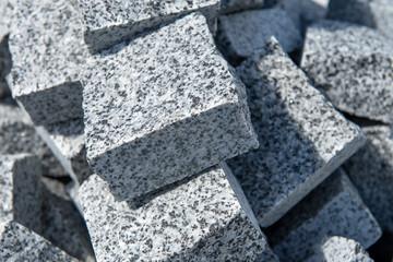 Facing building material