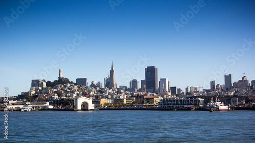Fotobehang San Francisco San Francisco Skyline, USA