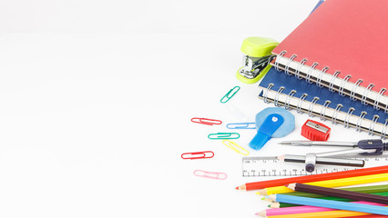Set of stationery tool