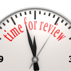 Time for review