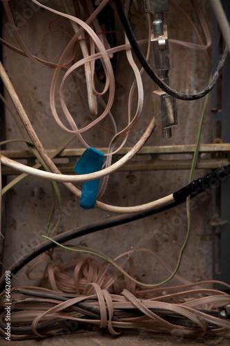 In de dag провод и кабель