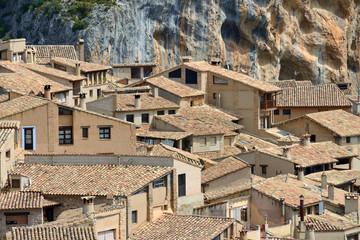 Alquezar village, Spain