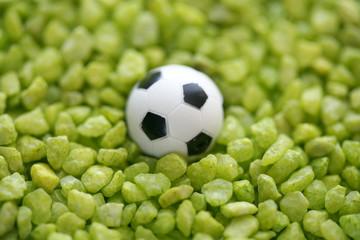 der ball ist rund